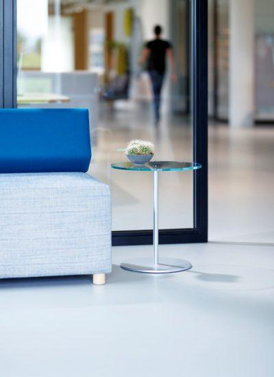 Velvet table
