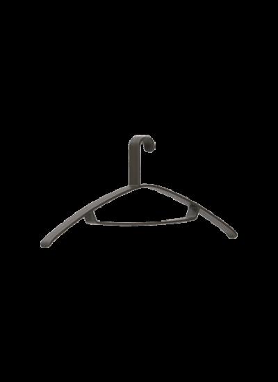 Plus coat hanger